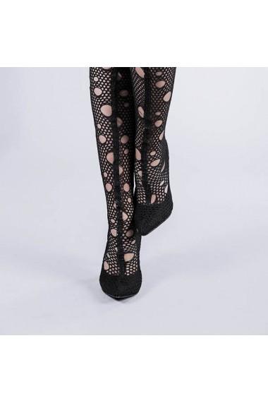 Pantofi dama Calypso negri