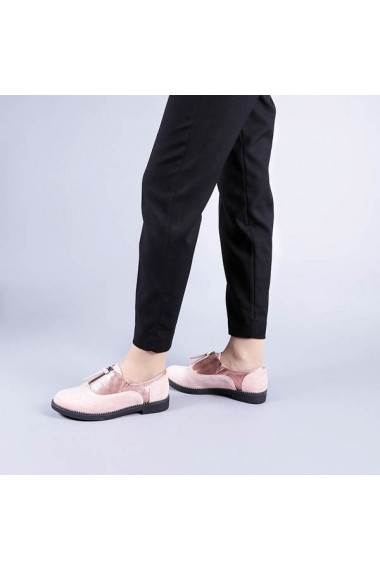 Pantofi casual dama Agatha roz