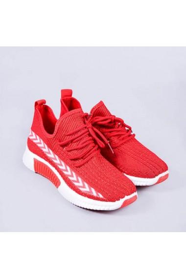 Pantofi sport dama Bonnie rosii