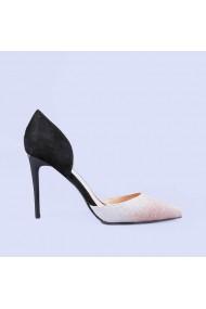 Pantofi dama Cindy champanie