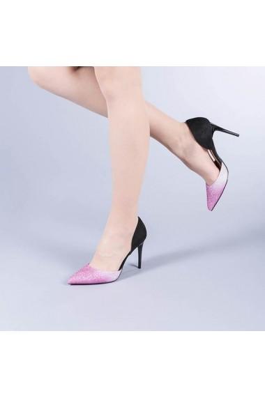 Pantofi dama Cindy fuchsia