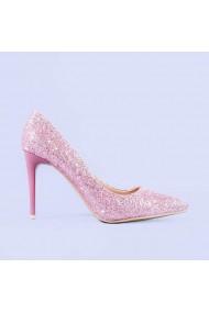 Pantofi dama Daria roz