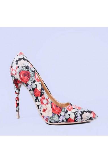 Pantofi dama Gilda negri