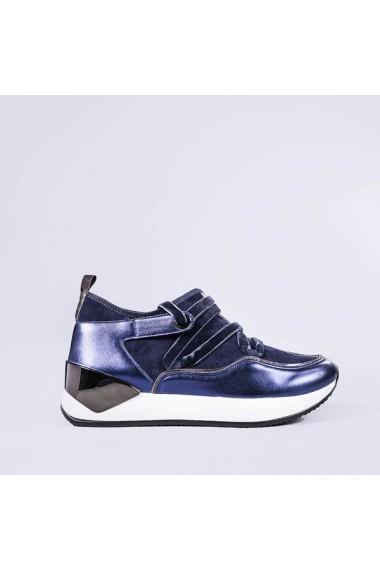 Pantofi sport dama Cristina albastri