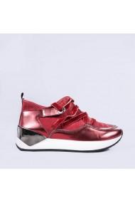 Pantofi sport dama Cristina grena