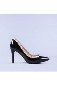 Pantofi dama Bianca negri