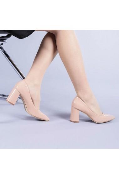 Pantofi dama Hong roz