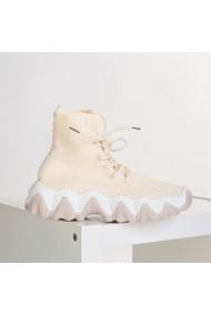 Pantofi sport dama Irisa bej