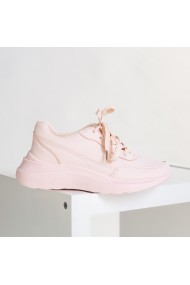Pantofi sport dama Ynes roz