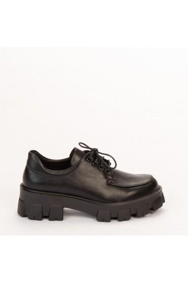 Pantofi casual dama Regan negri