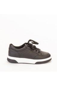 Pantofi sport dama Aren negri cu alb