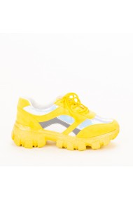Pantofi sport dama Liberta galbeni