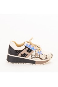 Pantofi sport dama Karem bej
