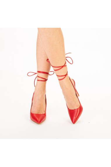 Pantofi dama Neiva rosii