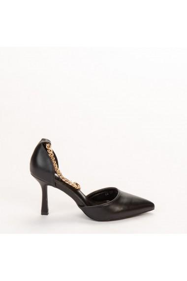 Pantofi dama Sofie negri