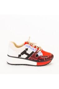 Pantofi sport dama Karem rosii