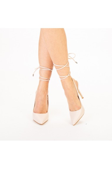 Pantofi dama Neiva camel