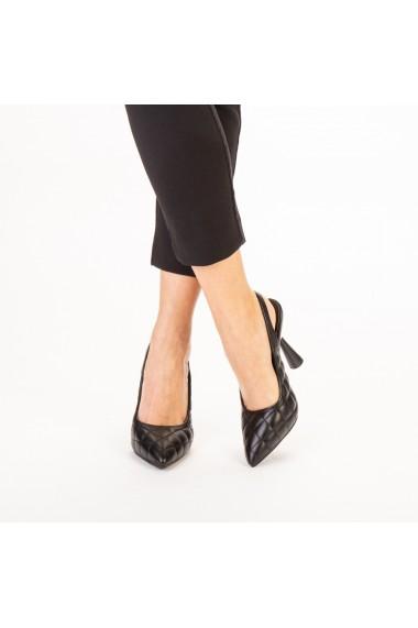 Sandale dama Sahar negre