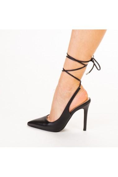 Pantofi dama Neiva negri