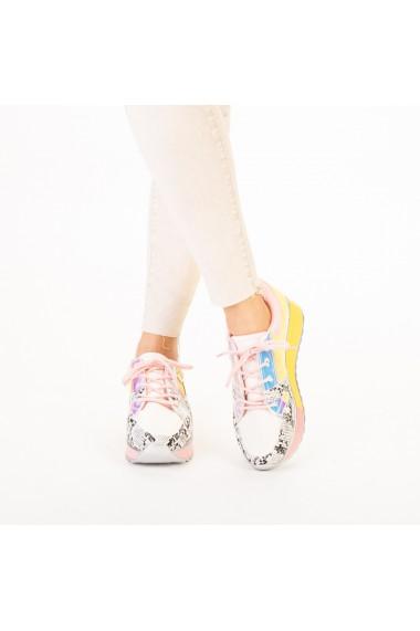Pantofi sport dama Karem roz