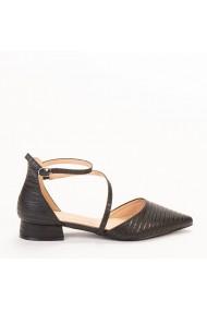 Pantofi dama Safa negri