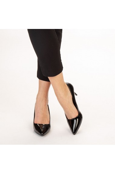 Pantofi dama Avice negri