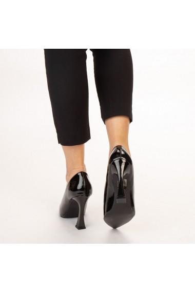 Pantofi dama Wanda negri