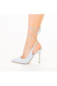 Pantofi dama Davina bleu