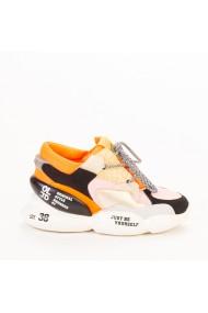 Pantofi sport dama Live roz multicolor