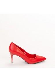 Pantofi dama Delora rosii