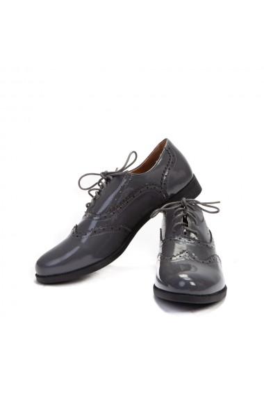 Pantofi casual dama Neha gri