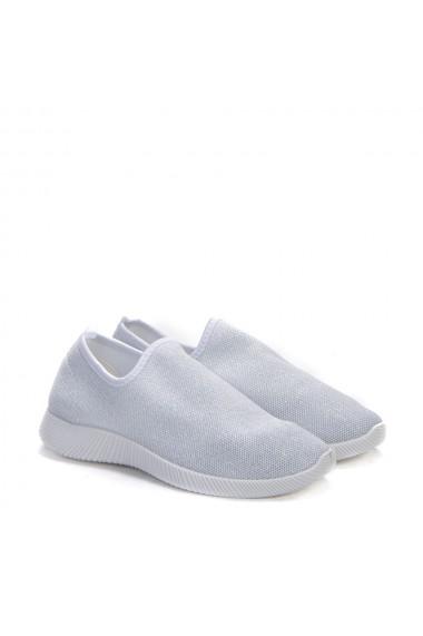Pantofi sport dama Neria albi