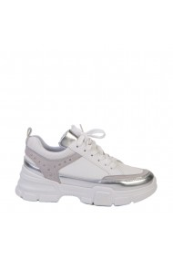 Pantofi sport dama Salin albi