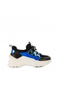 Pantofi sport dama Amos negri