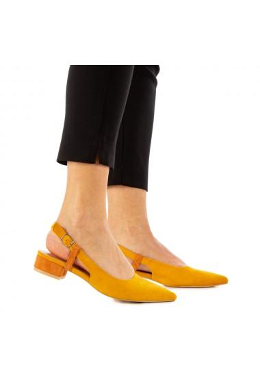 Sandale dama Airah galbene