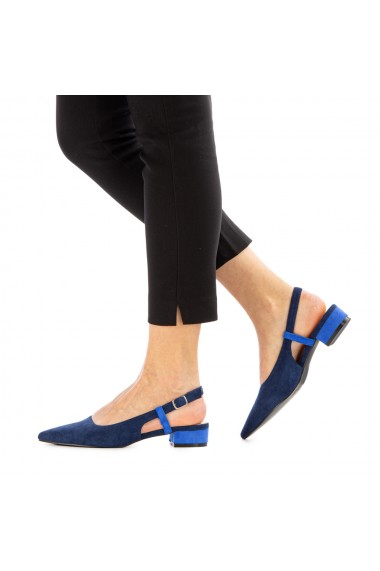 Sandale dama Airah albastre
