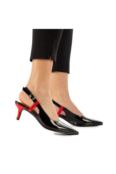 Sandale dama Nafee negre