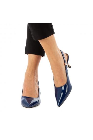 Sandale dama Nafee albastre