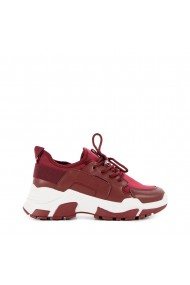 Pantofi sport dama Isma grena