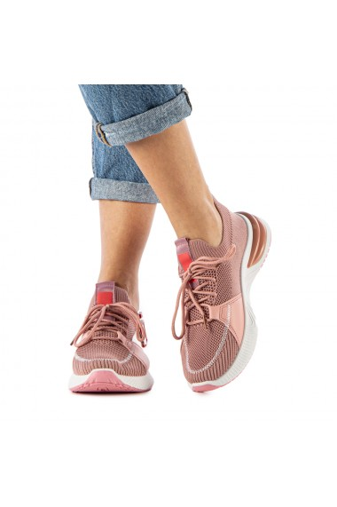 Pantofi sport dama Jordy roz
