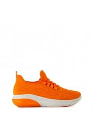 Pantofi sport dama Nash portocalii