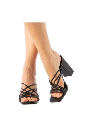 Sandale dama Stora negre