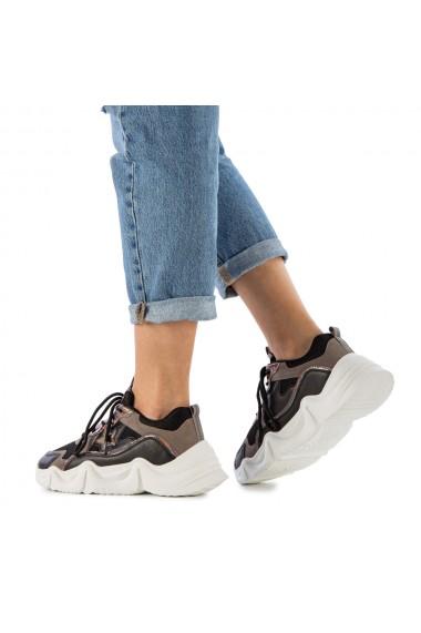 Pantofi sport dama Taine negri