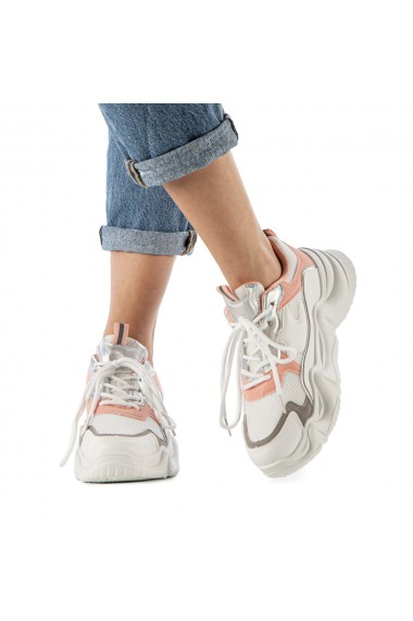Pantofi sport dama Taine roz