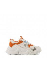 Pantofi sport dama Taine portocalii
