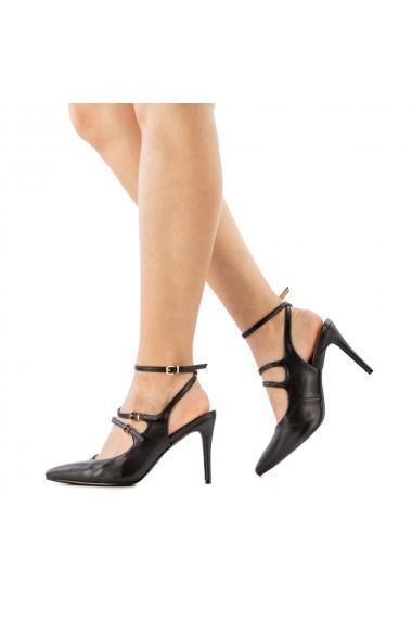 Sandale dama Esma negre