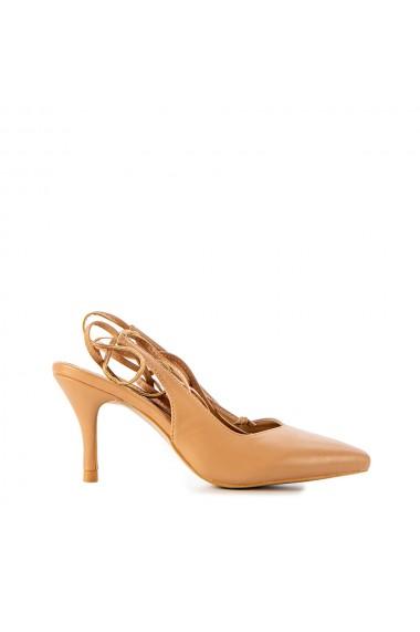 Sandale dama Daisy khaki