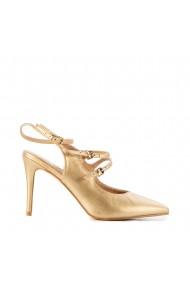 Sandale dama Esma aurii