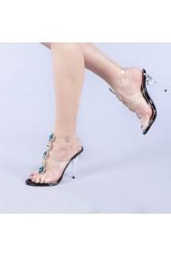 Sandale dama Daruka negre