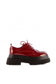 Pantofi dama casual Delila grena
